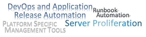 DevOps, Runbook Automation, Server Proliferation