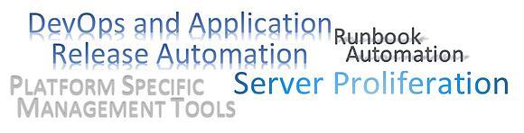 DevOps, Runbook Automation, Server Proliferation
