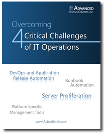 Overcoming 4 Critical Challenges of IT Ops with IT Automation