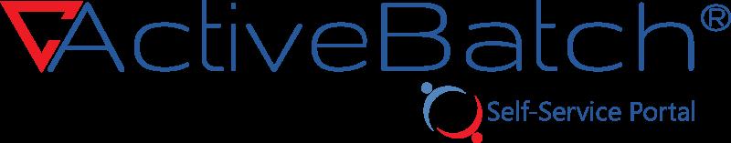 ActiveBatch IT Automation Self Service Portal