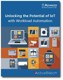 Unlocking the Potential of IoT with Workload Automation