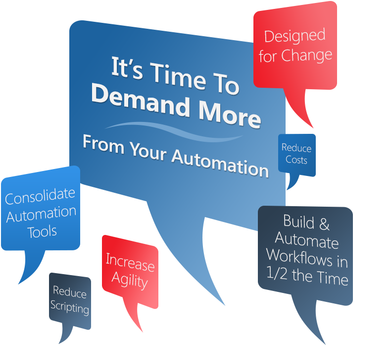 Demand More from your IT automation